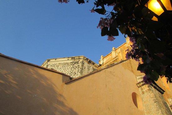 Templo de Santo Domingo : Bello colorido