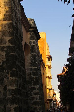 Templo de Santo Domingo : Linda calle