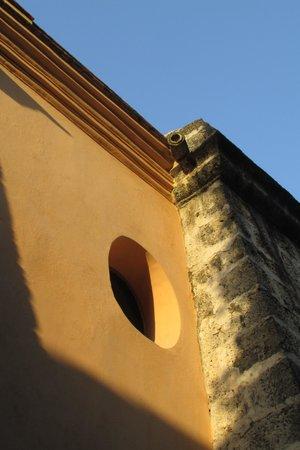 Templo de Santo Domingo : detalle