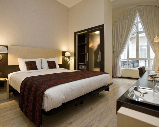Hotel Parlament: Guest Room