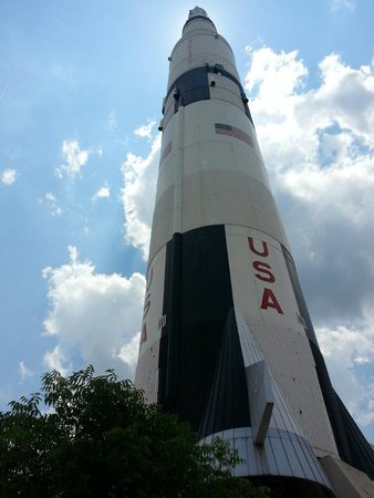 U.S. Space and Rocket Center: Saturn V