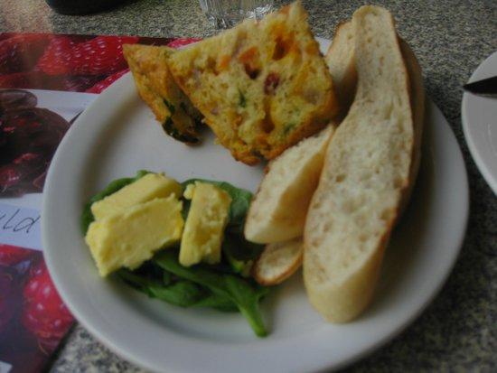 Christmas Hills Raspberry Farm Cafe: Tasting plate, part 2