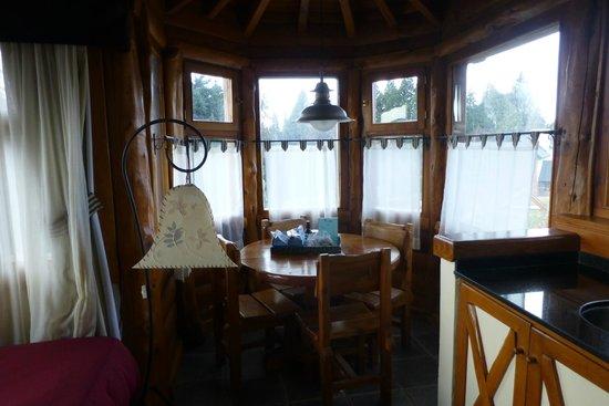 Nido del Condor Hotel & Spa: comedor