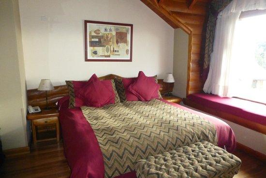 Nido del Condor Hotel & Spa: habitacion