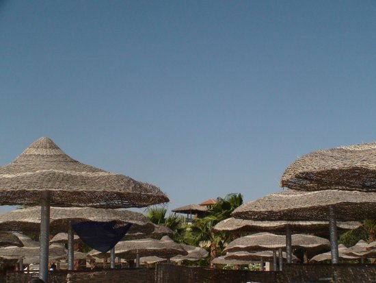 Amwaj Blue Beach Resort & Spa: Beach