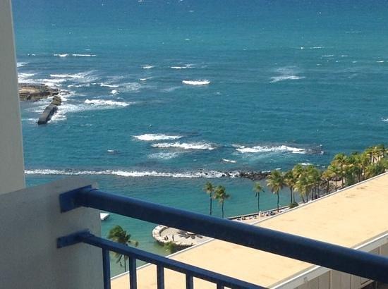 Caribe Hilton San Juan: la ubicación y la vista lo mejor