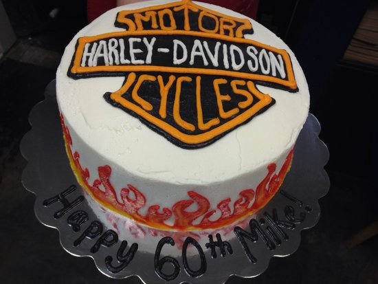 Custom birthday cakes for birthday boys of all ages Picture of