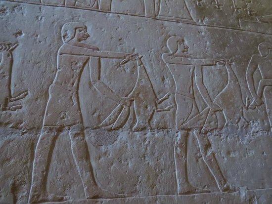 Step Pyramid of Djoser: más pinturas