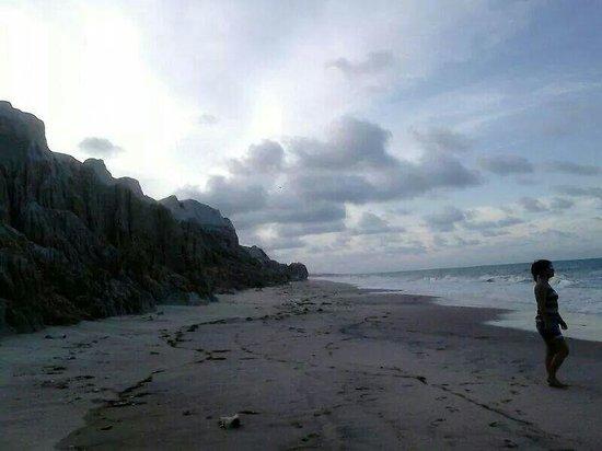 Fontainha Beach