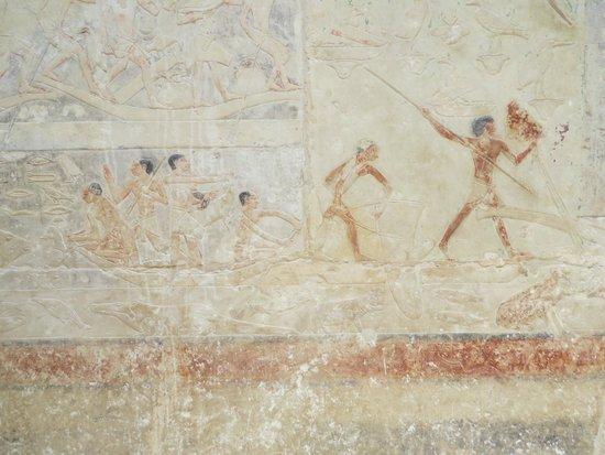 Step Pyramid of Djoser: Otros dibujos