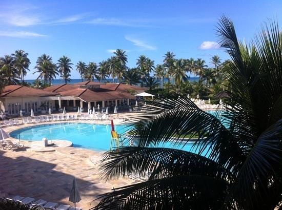 Sauipe Resorts: foto da sacada