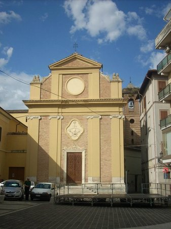 St Agostino Church