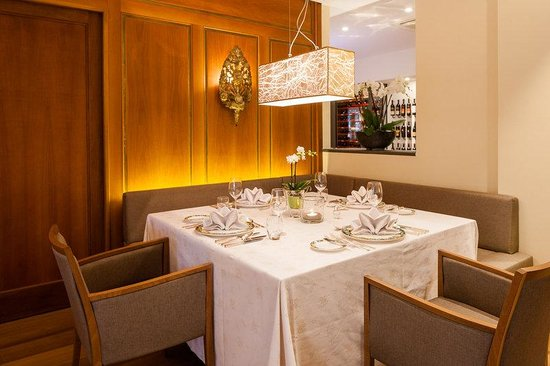 Park Hotel Mignon & Spa: Restaurant
