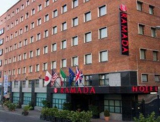 Welcome To The Ramada Naples