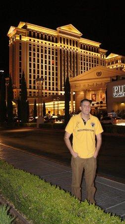 En el Caesars Palace :)