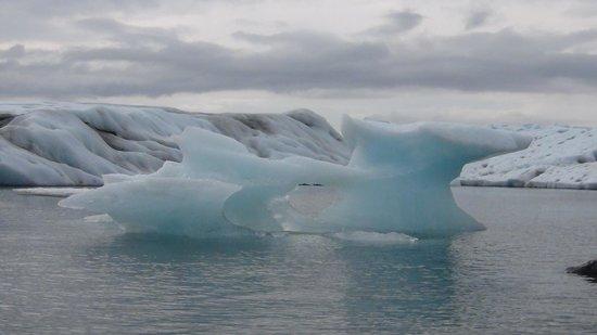 Jokulsarlon Lagoon : cold