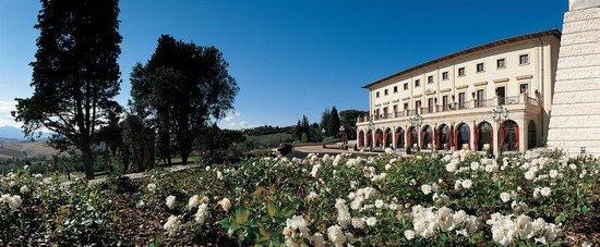 Fonteverde Tuscan Resort & Spa: Hotel façade