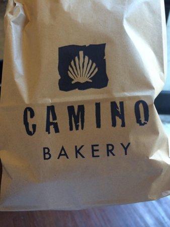 Camino Bakery: The bag