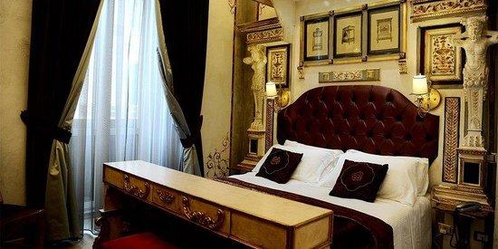 Hotel Romanico Palace : Deluxe Room