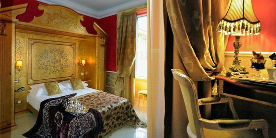 Hotel Romanico Palace : Luxury Suite