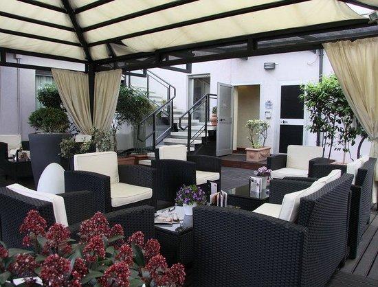 Apogia Sirio Venice: Terrace