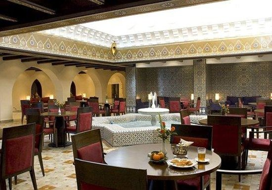 Golden Tulip Farah Rabat : Lobby