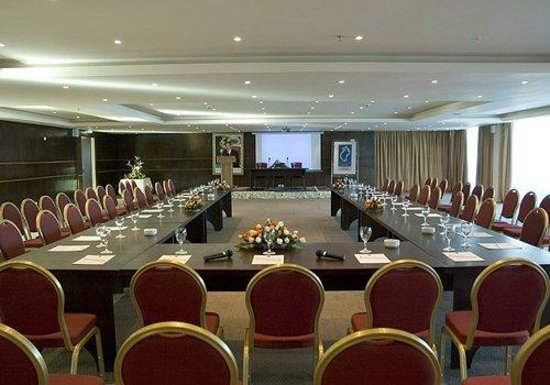 Golden Tulip Farah Rabat: Meeting Room