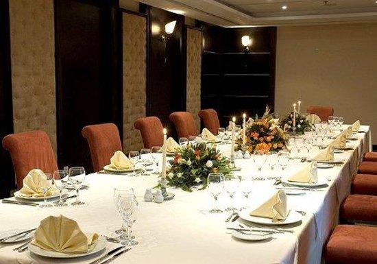 Golden Tulip Farah Rabat : Restaurant