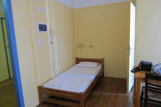 The Student & Travellers Inn : Cama