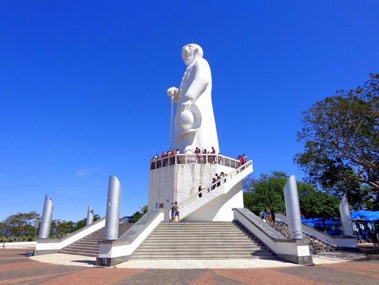 Juazeiro do Norte, CE: Estátua do Pe. Cícero