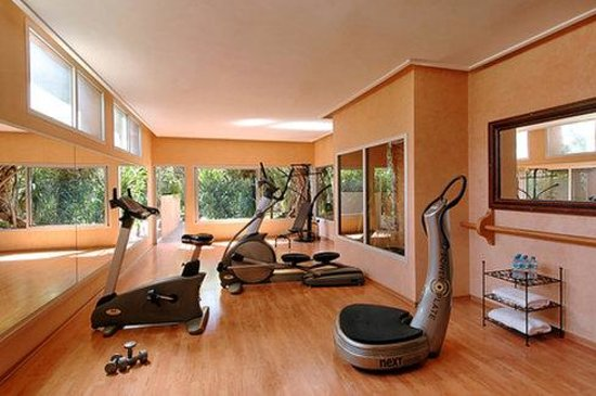 Es Saadi Gardens & Resort : Health Club