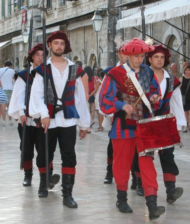 Old Town: Croatian Marching Band