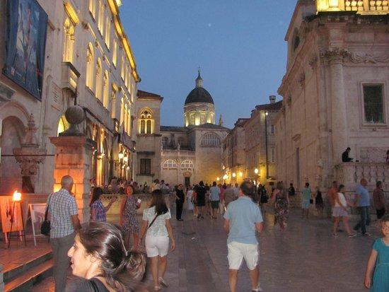 The Stradun in Old Town