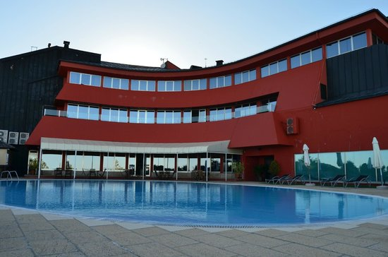 Luna Hotel dos Carqueijais : Piscina exterior