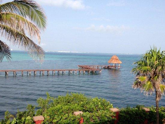 Mia Reef Isla Mujeres: Hermosa vista !!