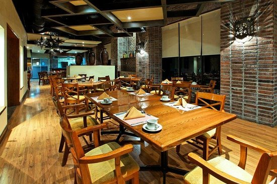 Holiday Inn Matamoros: Restaurant