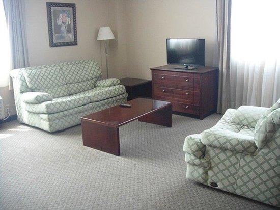 Hampton Inn by Hilton Tampico Zona Dorada: Suite
