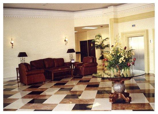 Hampton Inn by Hilton Tampico Zona Dorada: Guest Lounge