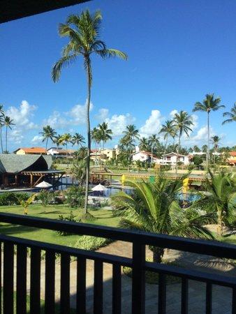 Hotel Viva Porto de Galinhas: Vista do nosso quarto