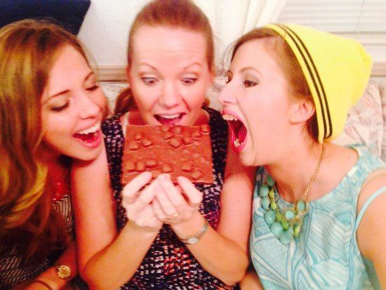 Chocolate Kingdom : What a wonderful unexpected experience! A great place to visit with the girls!