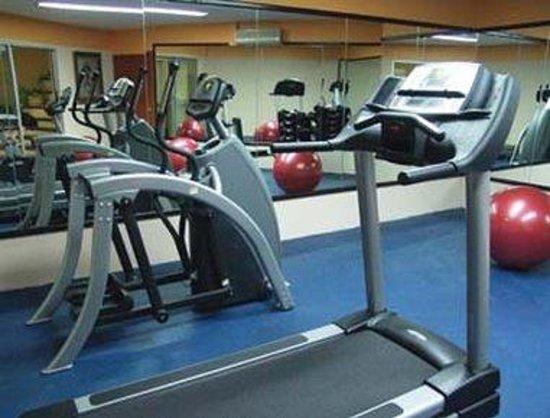 Howard Johnson Plaza Hotel Las Torres: Fitness Room