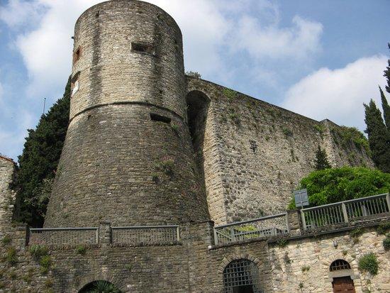 Funicolare Bergamo Alta : Castle - Citta Alta