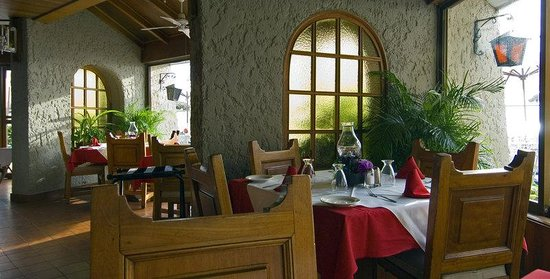 The Inn at Mazatlan: Restaurant Papagayo