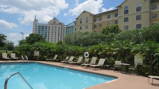 The Floridian Hotel and Suites : Piscina