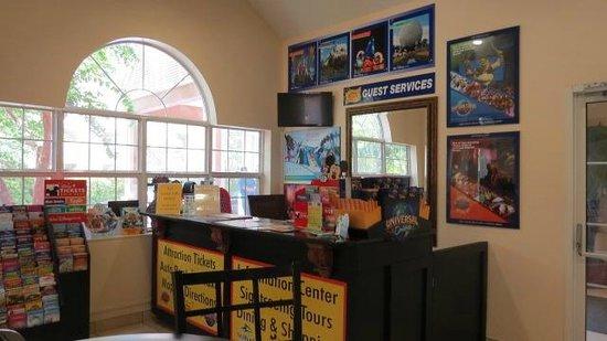 The Floridian Hotel and Suites: Venda de ingressos e atrações turisticas