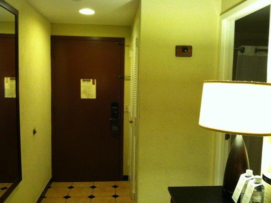 Wyndham Grand Rio Mar Beach Resort & Spa: Room Door 4110