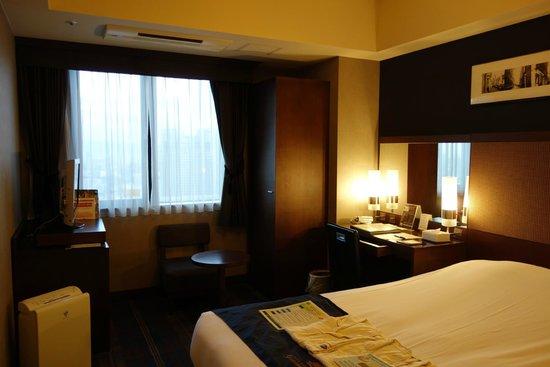 Hotel Monterey Grasmere Osaka: 房間內部(雙人房)
