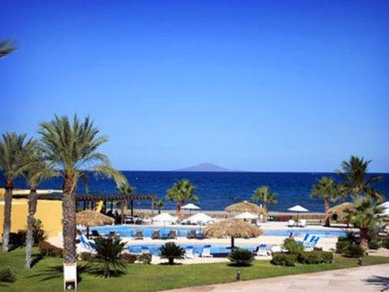 Loreto Bay Golf Resort & Spa at Baja: Pool overview
