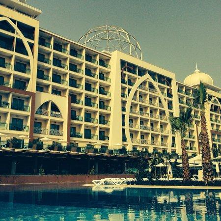 Alan Xafira Deluxe Resort & Spa : Holiday