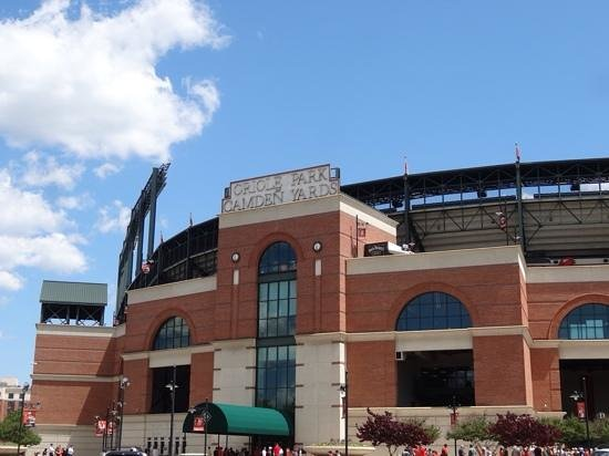 Oriole Park at Camden Yards : so much history